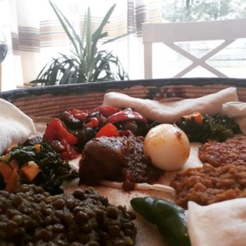 abyssinia kitchen restaurant food meal heswall Ethiopian cuisine